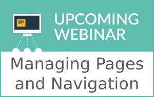 Managing Pages and Navigation